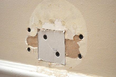 ремонт стін