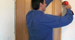 встановити міжкімнатні двері