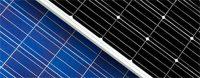 Полікристалічні і монокристалічні сонячні панелі — яка між ними різниця
